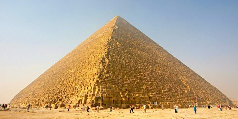 pyramide kheops energie electromagnetique