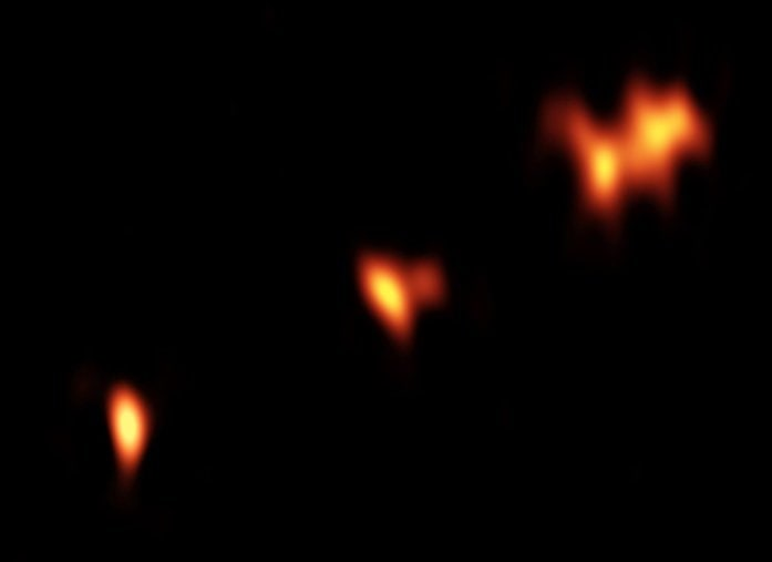 quasar vlba P352-15 source radio