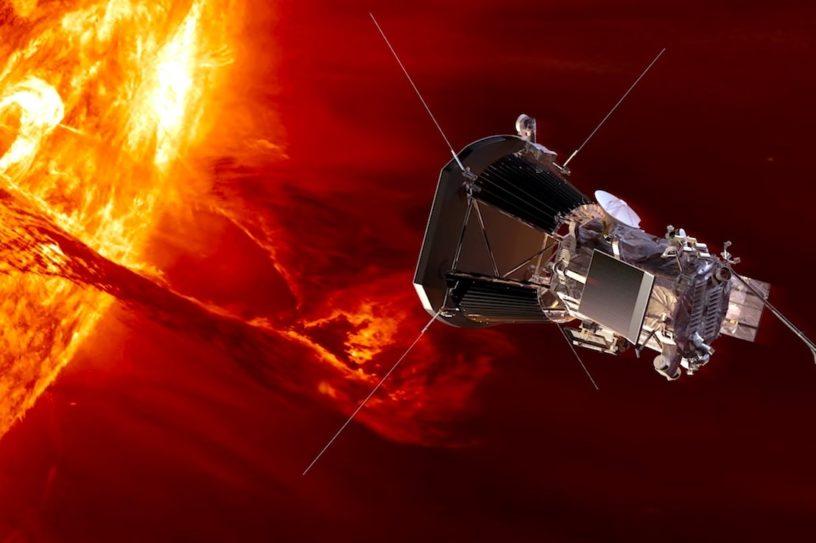 sonde solaire parker nasa