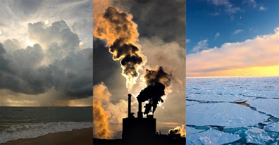 variation saisons rechauffement climatique
