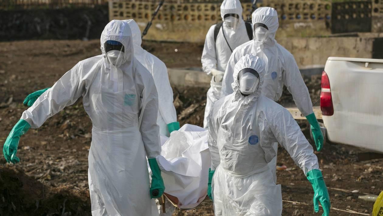 virus ebola infection recidive