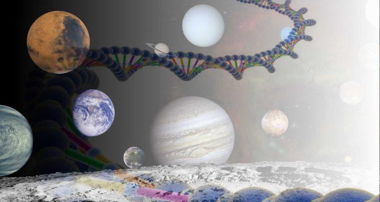 biochimie vie extraterrestre