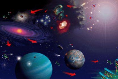 astrobiologie vie extraterrestre biosignatures