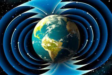 champ magnetique terrestre