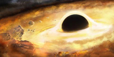 forme trous noirs