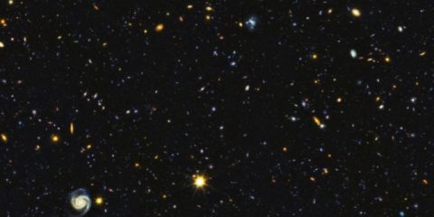 hubble evolution univers galaxie