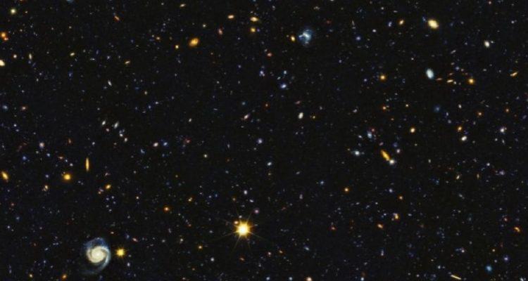 hubble evolution univers galaxie