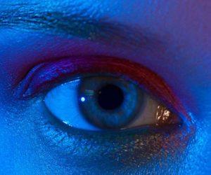 lumiere bleue vue retinal