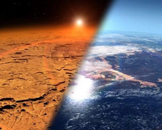 mars terraformation atmosphere