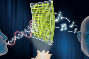 nanomembranes peau musique
