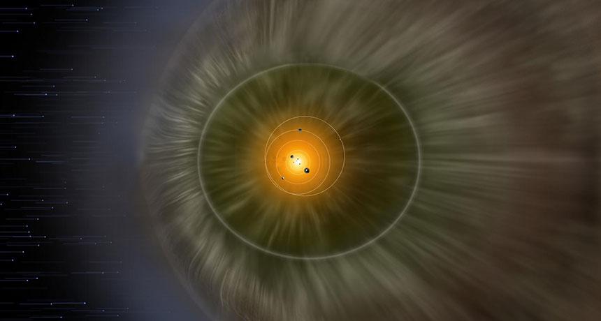 new horizons sonde vaisseau spatial nasa pluton systeme solaire heliosphere
