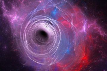 ondes gravitationnelles collision terre