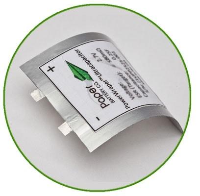 batteries papier