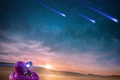 perseides pluie meteores etoiles filantes