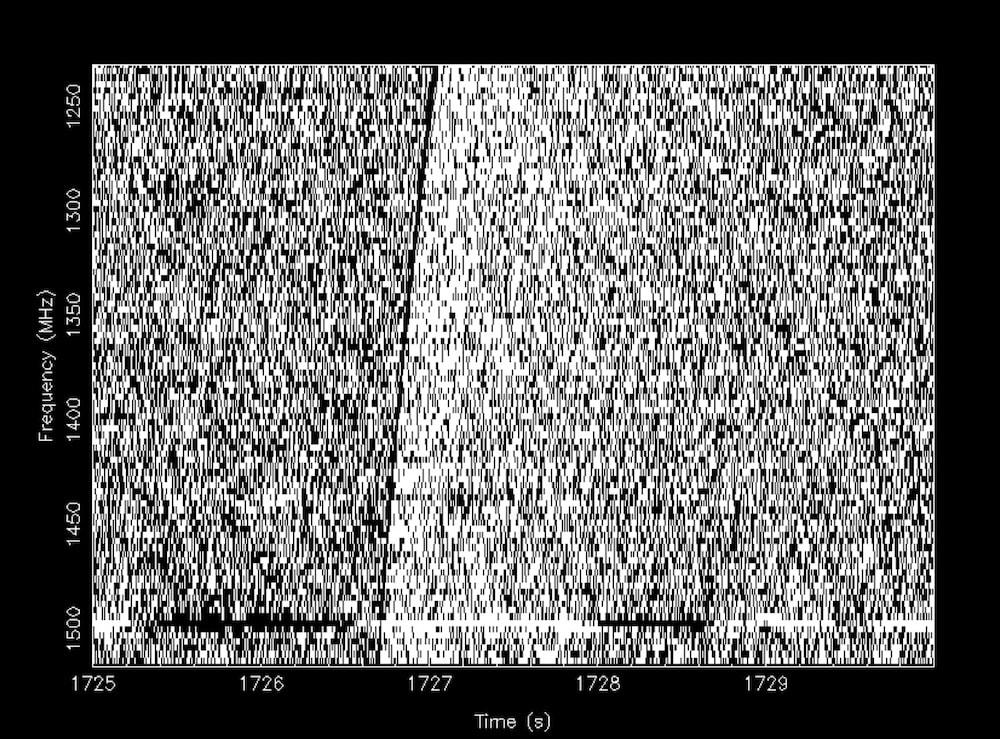 premier sursaut radio rapide lorimier 2007