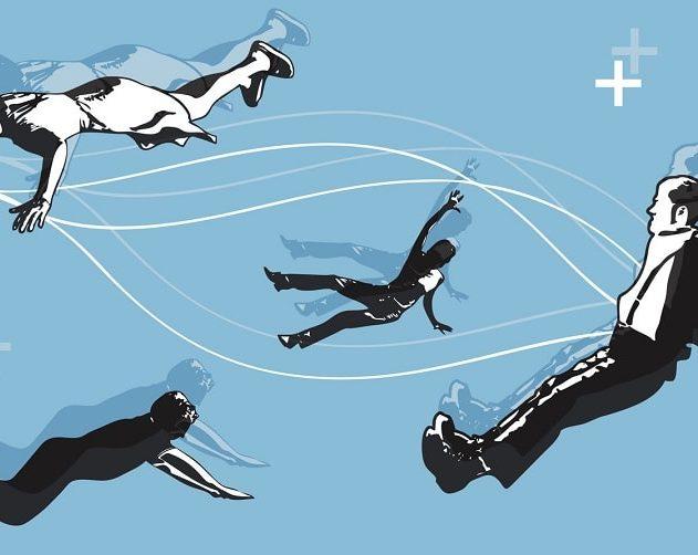 survie chute libre avion