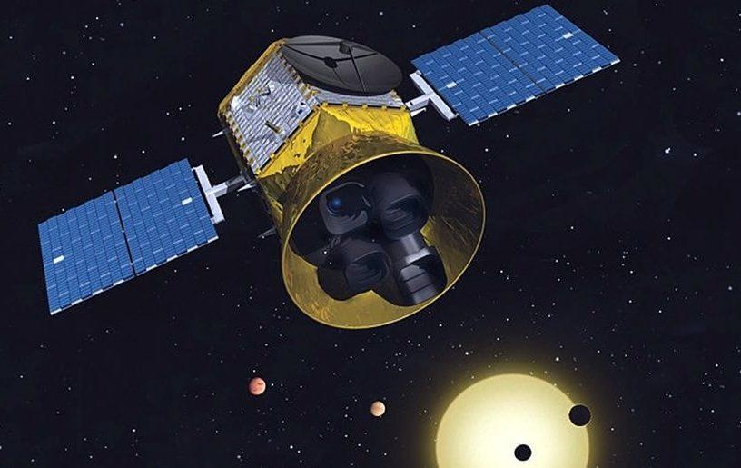 tess telescope exoplanetes comete