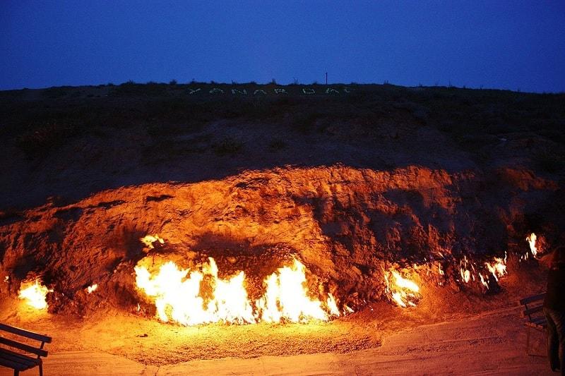 cratere yanar dag feu eternel