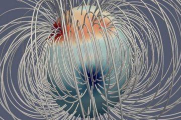 champ magnetique dynamo jupiter