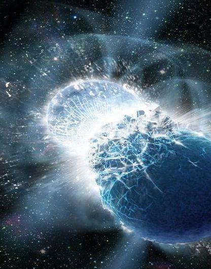 collision etoiles planetes trous noirs
