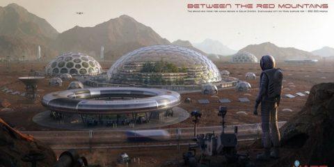 concours concept mars colonies