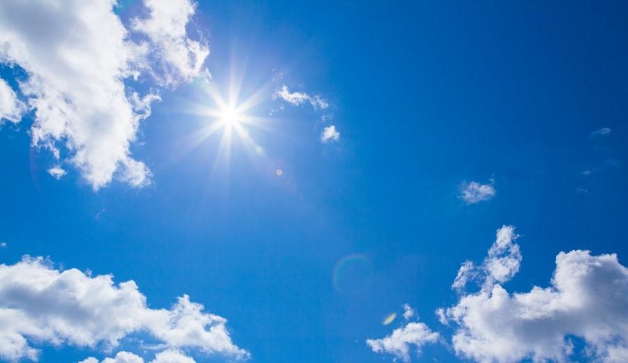 couleur bleu ciel