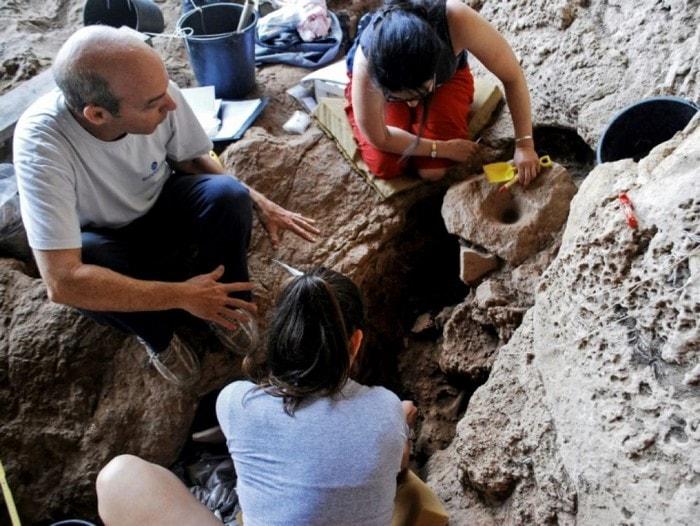 brasserie biere israel archeologie