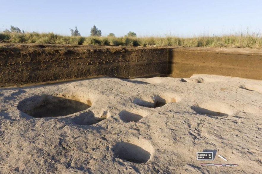 decouverte village ancien egypte egyptien