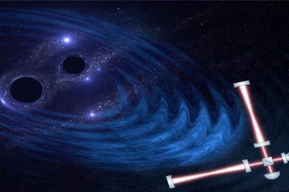 detection ondes gravitationnelles interferometres