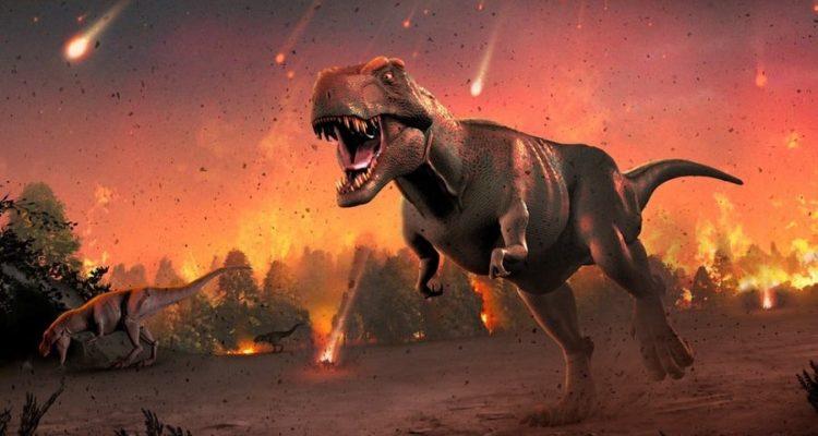 extinction dinosaures crise kt