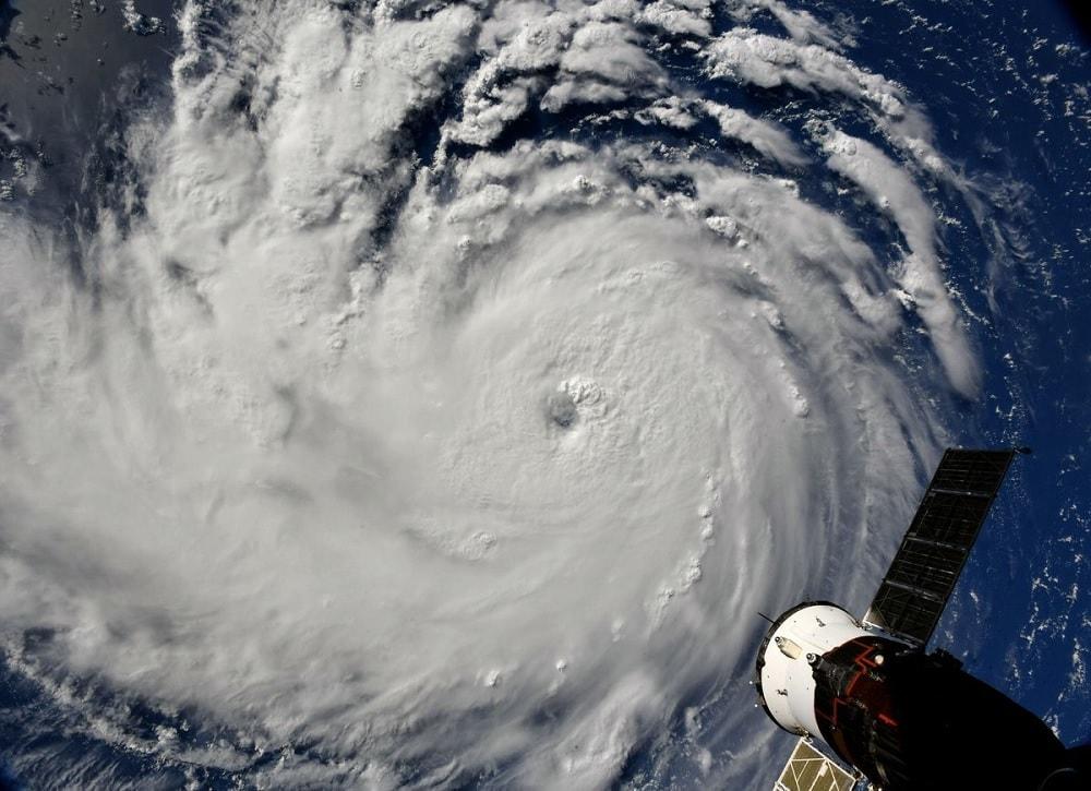 ouragan florence lundi