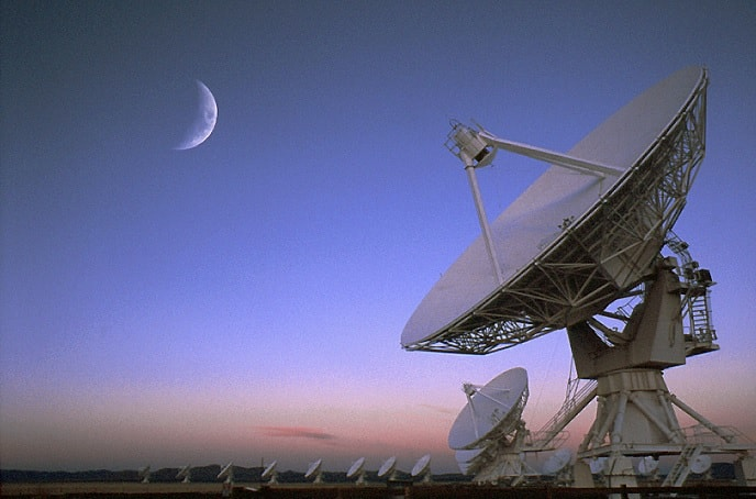 seti telescopes technosignatures