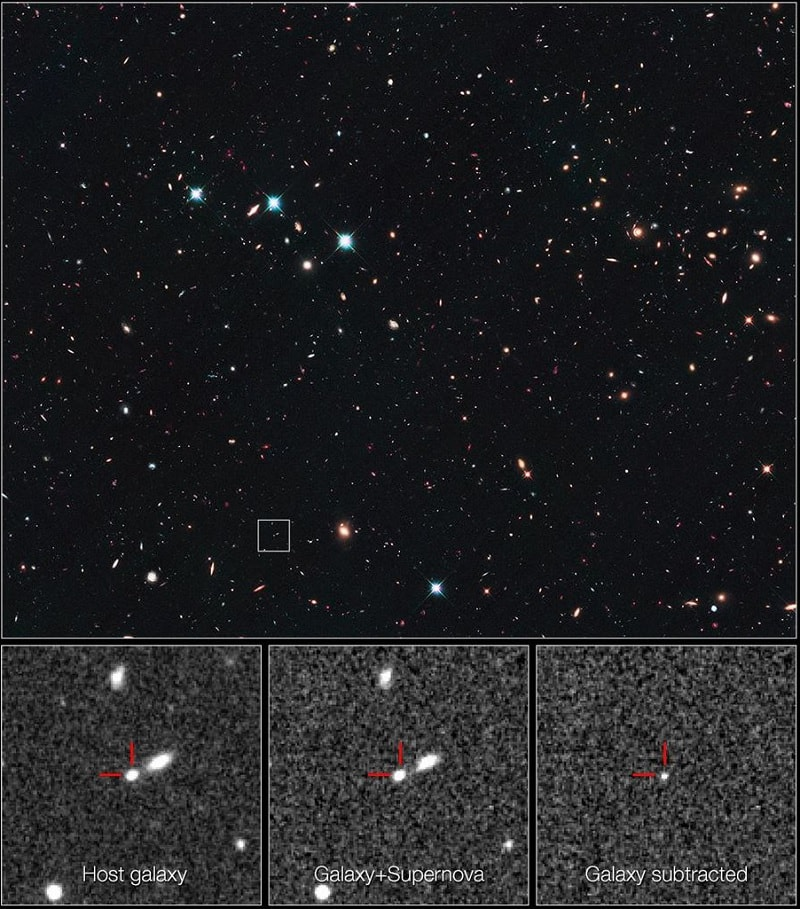 SNUDS10Wil supernova hubble