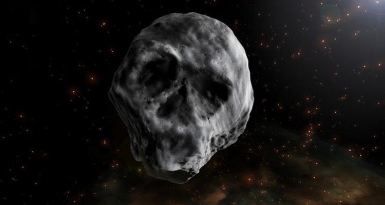 asteroide crane halloween