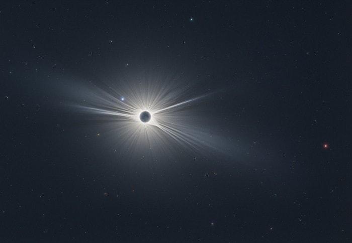eclipse solaire totale 2017 mars regulus etoile brillante