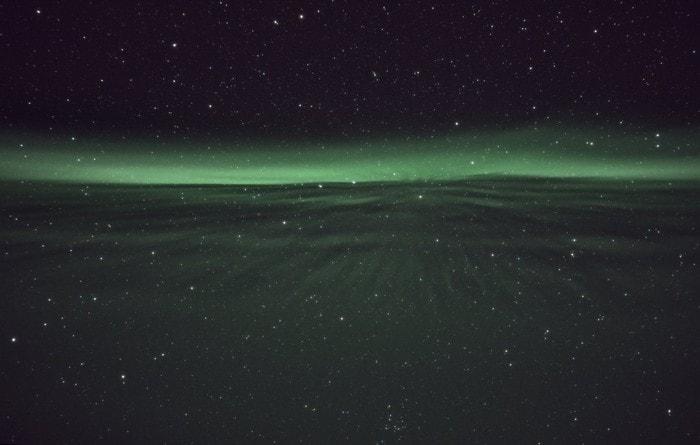 aurore finlande espace etoile cliche astronomie
