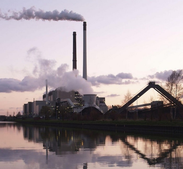 centrale charbon energie pollution