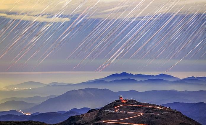 dark energy survey telescope