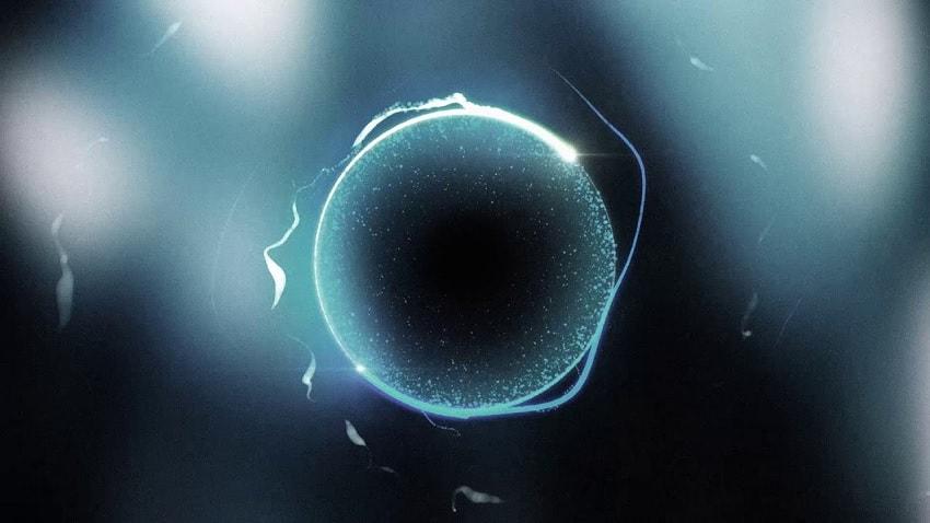 desintegration trou noir lhc
