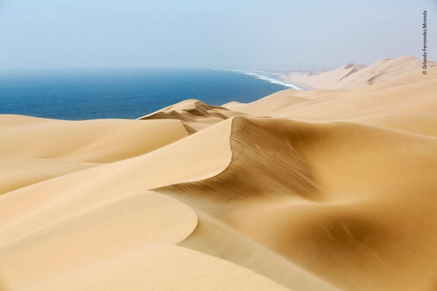 dunes desert namibie