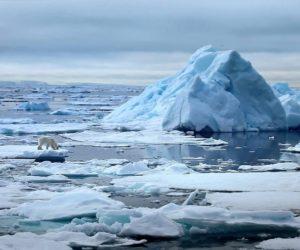 fonte glace permanente arctique