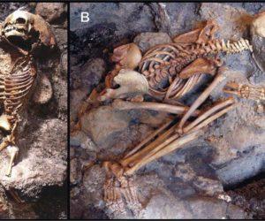 squelettes chambre bord de l'eau