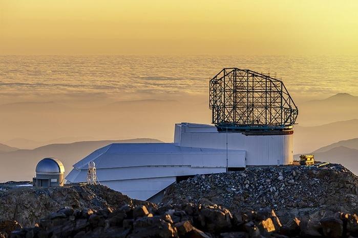 telescope large synoptic survey