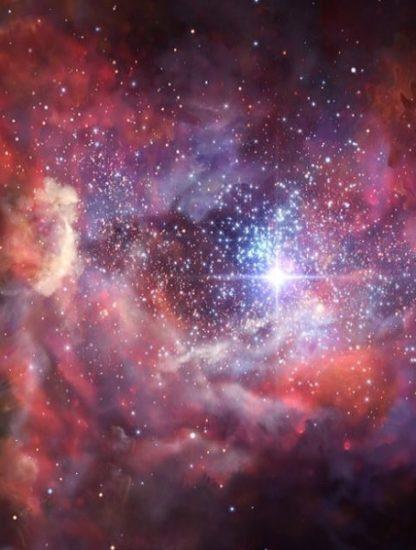 objets distants univers