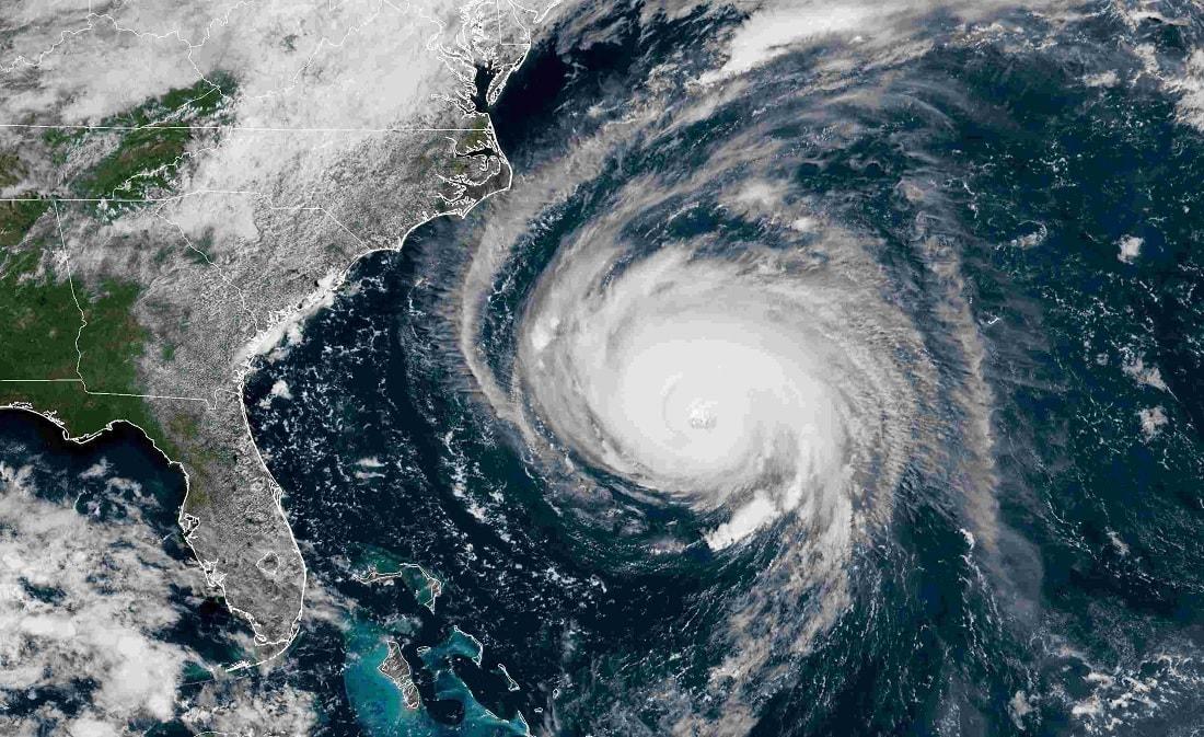 ouragan michael atlantique floride