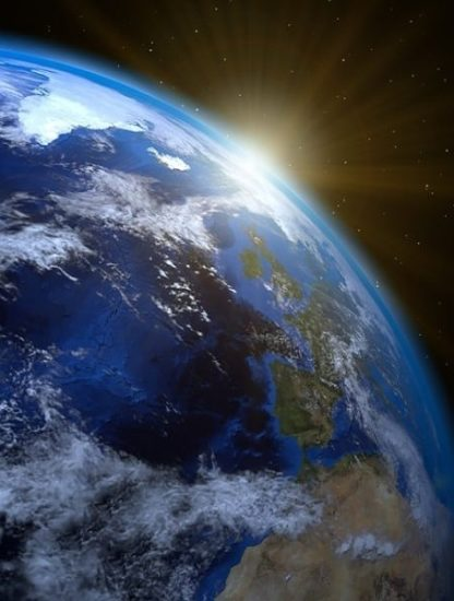 planete terre sphere