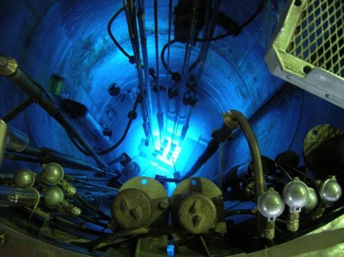 reacteur nucleair ra6