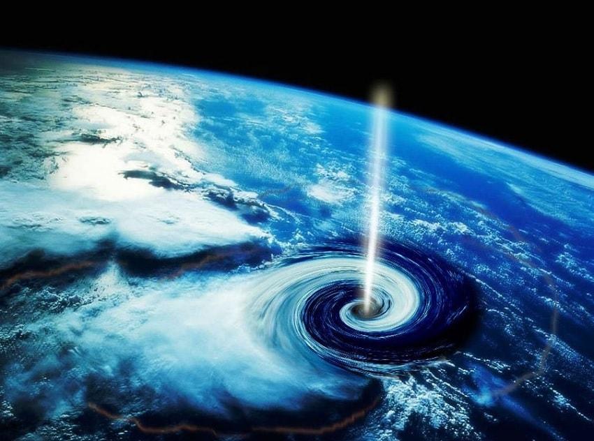 trou noir lhc terre