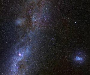 antlia2 galaxie naine fantome