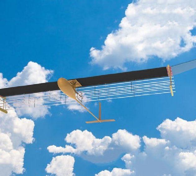 avion propulsion solide ead